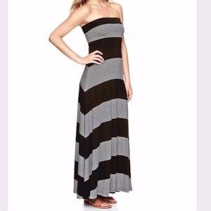 GAP Stripe Maxi Dress/Skirt